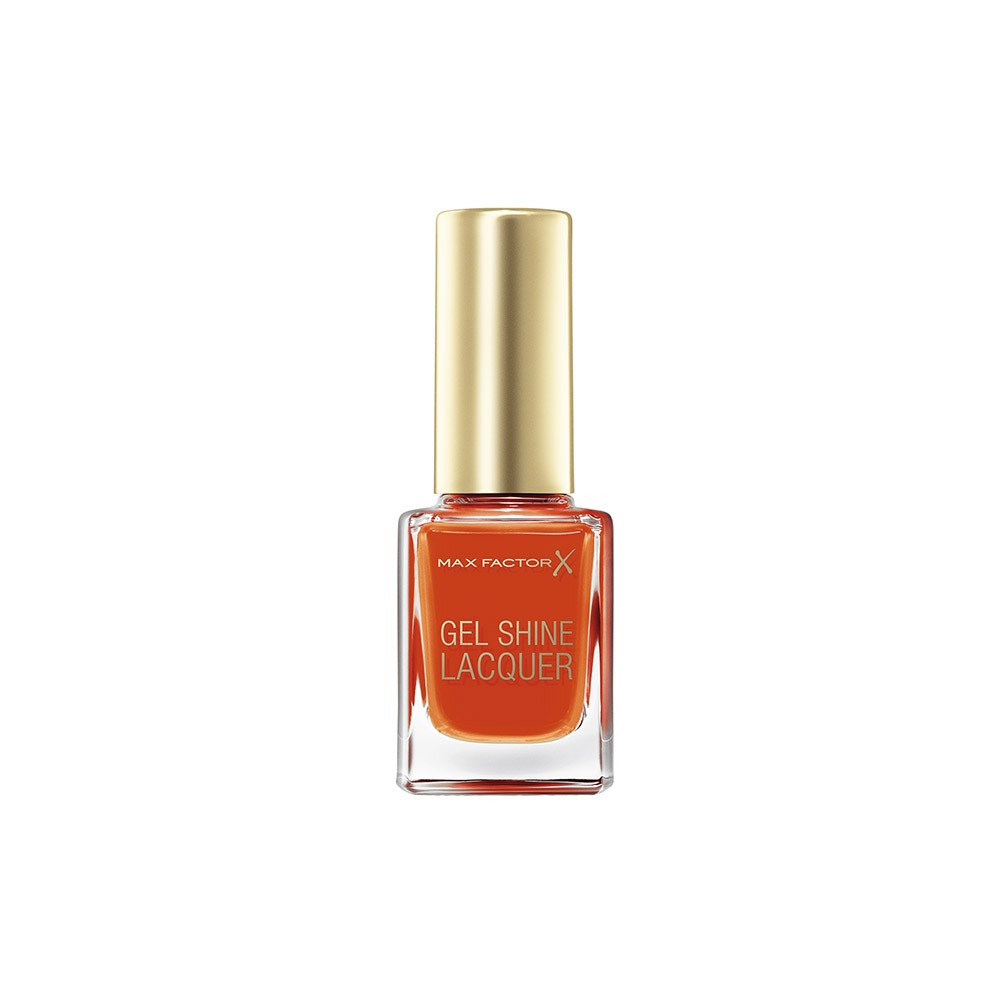 Max Factor Gel Shine Lacquer Vivid Vermillion Ecommerce Pack