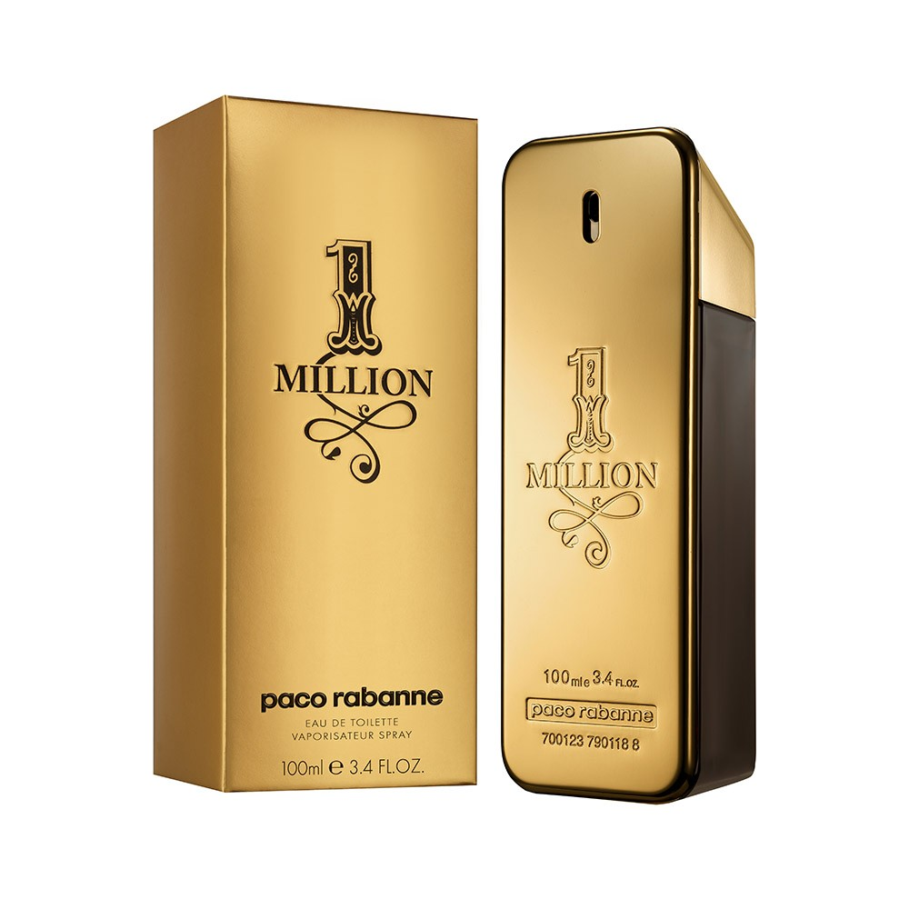 Paco Rabanne_1 Million+Outerpack