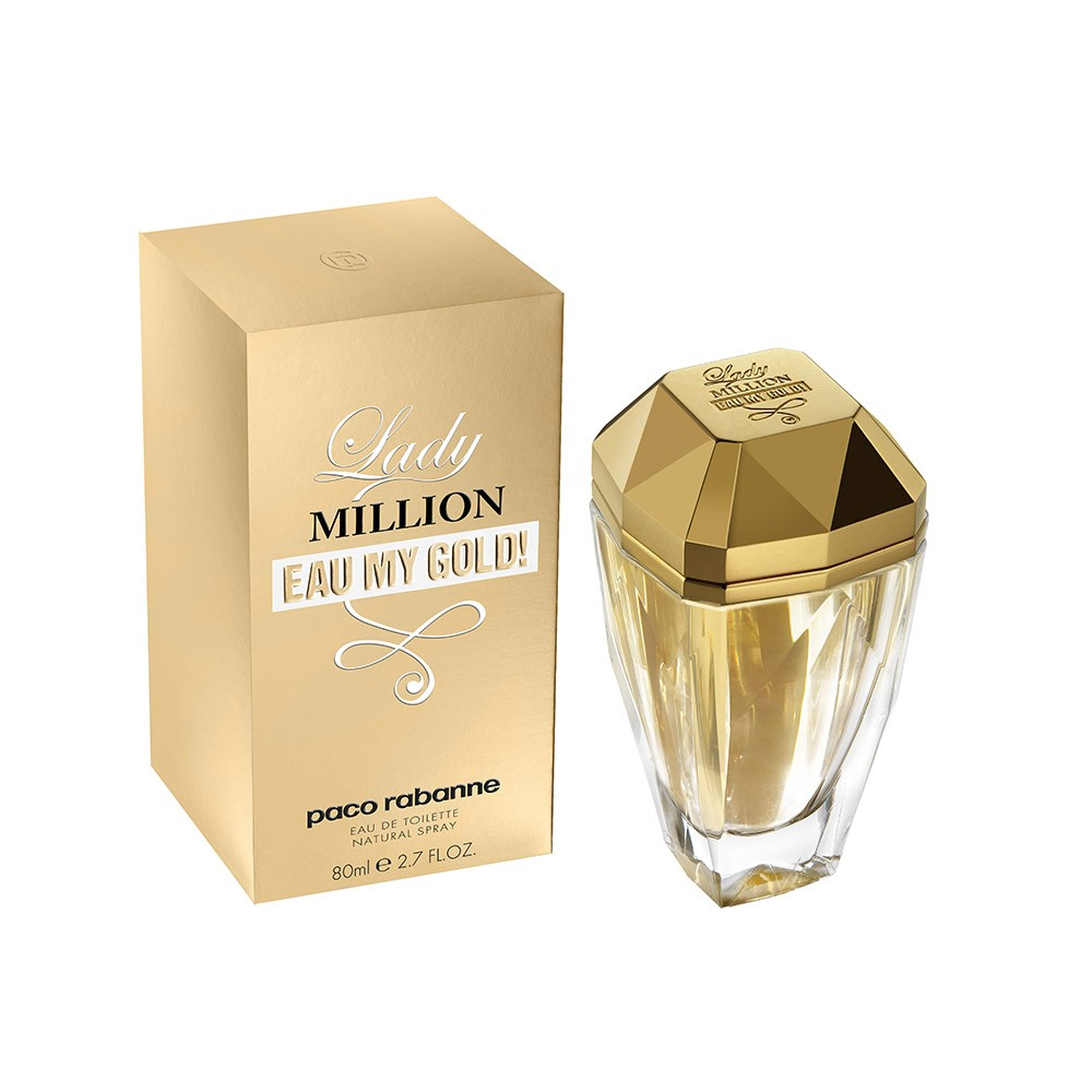 Paco Rabanne_Lady Million Eau My Gold!+Outerpack