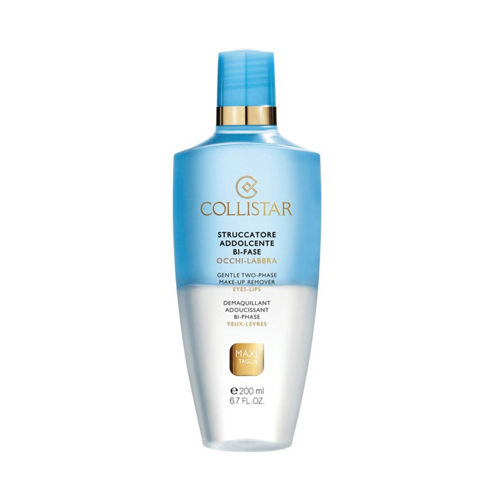 Collistar Gentle two phase make up remover