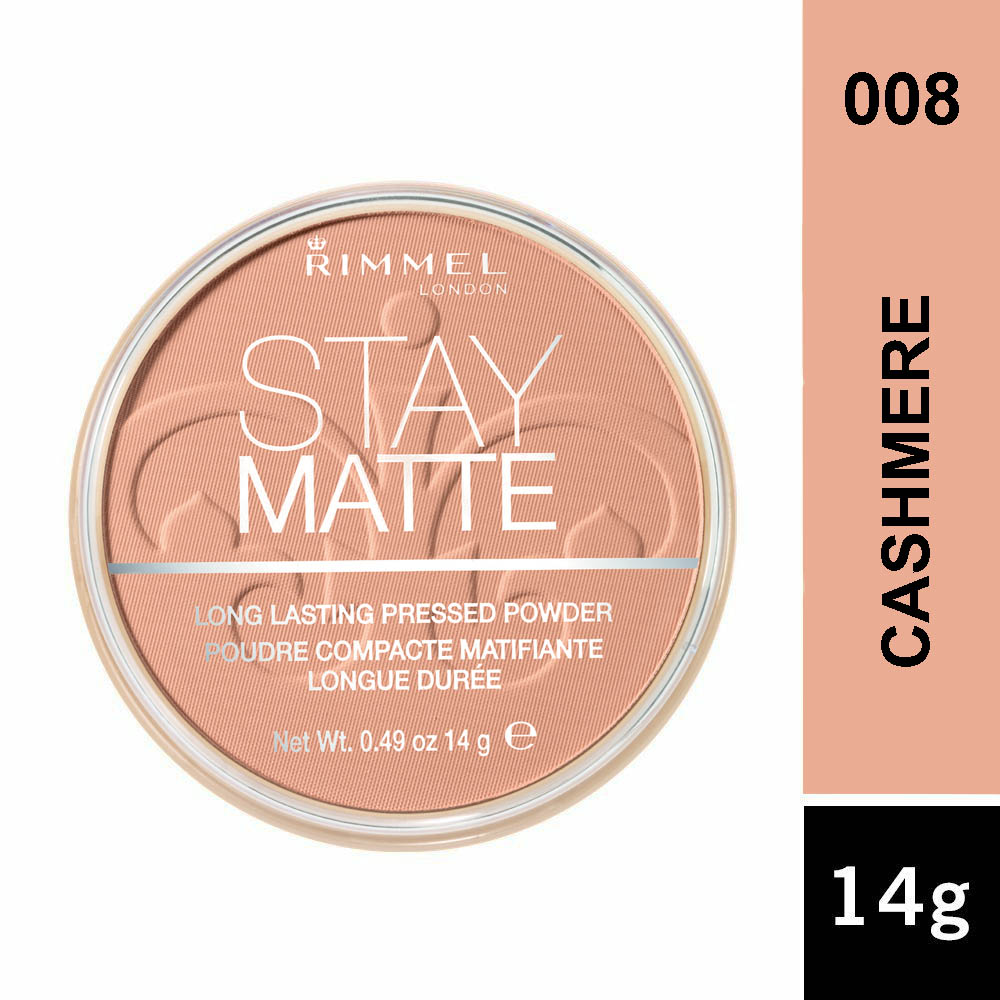 Stay matte compact 008